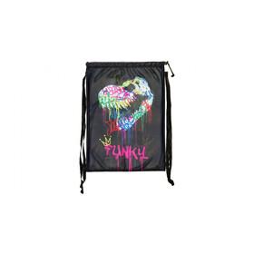Funky Trunks Mesh Gear, negro/Multicolor